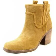 Belle Sigerson Morrison Lagoon Women  Square Toe Suede  Ankle Boot