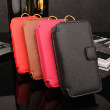 New Multifunctional 2 in 1 PU Leather Wallet Card Flip Case Cover for iphone 7