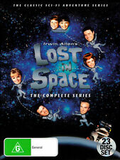 LOST IN SPACE: SEASON THE COMPLETE SERIES (1965) NEW DVD