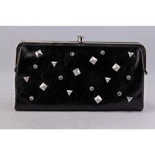 Hobo The Original Lauren Clutch Wallet Women Black Clutch Blemish  16657