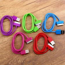 USB Charger Sync Data Cable for iPad2 3 iPhone 4 4S 3G 3GS iPod Nano Touch HA