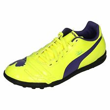 Boys Junior Puma Astro Turf Football Trainers Label - Evo Power 4 TT Jr