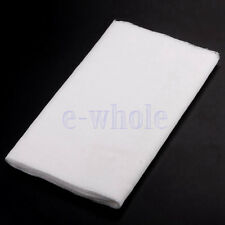 1.5-4 Yards Cotton Cheesecloth White Gauze Fabric Kitchen Cheese Cloth Bleach TW