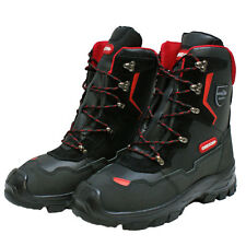 BRAND NEW OREGON YUKON LEATHER CHAINSAW SAFETY BOOTS CLASS 1 (20M/S) ALL SIZES