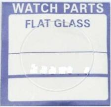 Watch Mineral German Crystals Flat Dia 32.1mm to 35.0mm ,Thickness 2.5mm