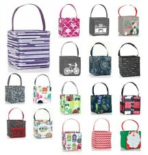 New Thirty one Littles carry-all Caddy utility tote bag 31 gift Preppy pop more