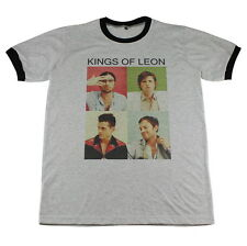 Kings of Leon rock band concert indie party pop Music Artists Retro T-Shirt M L