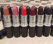 MAC Lipstick Matte Satin Glaze Amplified CHOOSE YOUR SHADE FREE US SHIPPING BNIB