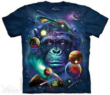 New The Mountain Cosmic Chimp T Shirt