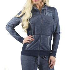 Headrush Women's Indigo Zip Hoodie - Navy