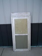 VINTAGE NOS CURTIS SCREEN DOOR ASSEMBLY