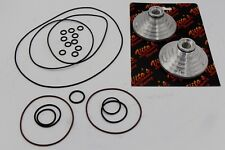 Cool Head Domes & O-ring kit for Banshee 1987-2006 Pro Design VITO's any size cc