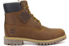 Timberland Heritage 6-Inch Premium A115I Mens Teddy Fleece-Lined Lifestyle Boots