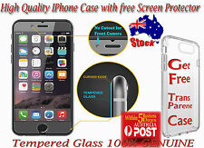 Iphone 7 Screen Protector Temepered Glass with Free Case 2in1 Deal Don't miss it