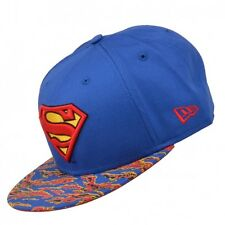 New Era Cap Hero Tigercamo Supermam Blue/Yellow/Red Snapback Cap Caps Hat
