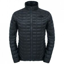 The North Face Thermoball Jacket black asphalt grey Synthetic Down