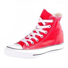 Converse All Star Hi Shoes Chucks Red White Red m9621