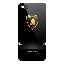 Cheap Best New Lamborghini Aventador Gold Cool Hard Case Cover for iPhone 7 6/6s