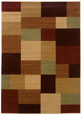 LR Resources Opulence Geometric Patchwork Area Rug