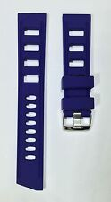 ISOfrane Style 22mm Diver Watch Rubber Silicone Strap, Fits Omega, Seiko NEW