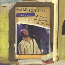 Live... A Night of Stories & Songs by Mark Schultz (Vocalist) (CD, Sep-2005, Wor