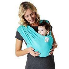 Baby Ktan Baby K'tan Breeze Baby Carrier, Teal, Small
