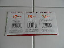 Cold Stone Creamery - 3 coupons Exp.12/20/16