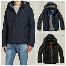 New Hollister Men's All-Weather Jacket Size S, M, L