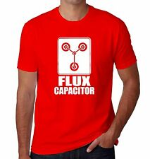 SALE Flux Capacitor DeLorean Back to the Future Doc McFly Science Cool T-shirt