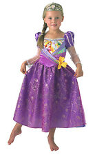 Disney Shimmer Rapunzel Dress Girls Disney Costumes
