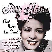 BILLIE HOLIDAY - = - God Bless the Child CD  = **Like new**
