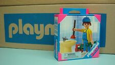 Playmobil NEW Special 4655 PLUMBER w/ Bathroom Sink tools plunger 109