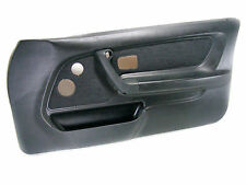 BMW E36 DOOR PANEL DRIVER SIDE COUPE CONVERTIBLE fits M3 Black Leather