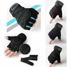 Weight Lifting Fitness Gloves Wrist Wrap Exercise Sport Strength Training Gloves