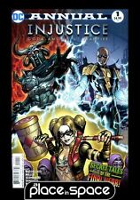 INJUSTICE: GODS AMONG US - YEAR FIVE ANNUAL #1 (WK48)
