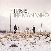 1 CENT CD The Man Who - Travis