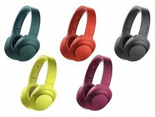 SONY MDR-100ABN h.ear on Wireless NC Headphones 5 Color Variations from Japan
