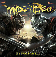 The Great Stone War by Winds of Plague (CD, Aug-2009) CD & PAPER SLEEVE ONLY