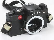 LEITZ LEICA R4 BLACK BODY, PORTUGAL, ONLY 2 METERING MODES WORKING/184451