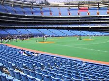 08/09/2017 Toronto Blue Jays vs New York Yankees Rogers Centre 113AL