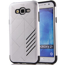 Shockproof Hybrid Rugged Hard Back Cover Case For Samsung Galaxy J5 2016