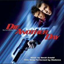 DIE ANOTHER DAY [MUSIC FROM THE MOTION PICTURE] - NEW CD