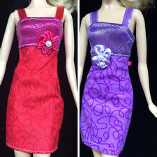 New Fashion Handmade Clothes Dress For Barbie Doll Different Style Nice FT