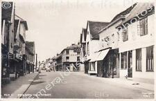 Suffolk Hadleigh High Street Old Photo Print - Size Selectable - England UK