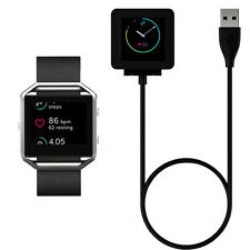 USB Charging Cable Charger For Fitbit Blaze Force Flex2 Surge Force Tracker new