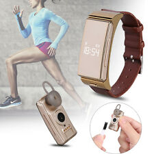 NEW Bluetooth Smart Watch Heart Rate Monitor Intelligent Fitness Wrist Bracelet