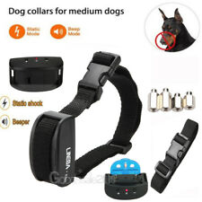 Dog Training Static Anti-Bark Bark Stop No Barking Safety Collar For S/M/L Pet