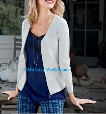 NEW CAbi 2015 Fall Lace Walk Cami - $79 - A Spark of Classic Style - XL,L,M,S