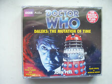 Doctor Who  Dalek The Mutation of Time CD Audio  New and Sealed