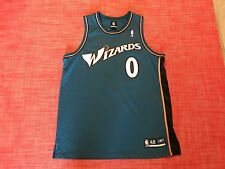 WASHINGTON WIZARDS GILBERT ARENAS JERSEY 48 XL REEBOK Swingman Warriors Jamison